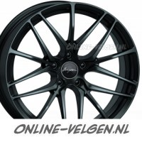 Breyton Fascinate Matt Black velgen