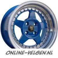 Cades Blast Blauw velgen