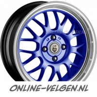Cades Eros Spark Blauw velgen