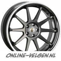 Cades Ixion Gunmetal velgen
