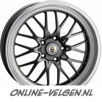 Cades Tyrus Gunmetal velgen