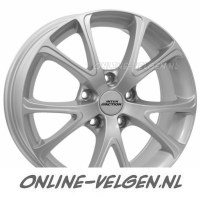 Inter Action Pulsar Zilver velg