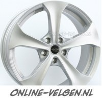 SWH Rosso RR11 Zilver velg