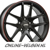 Inter Action Red Hot velg