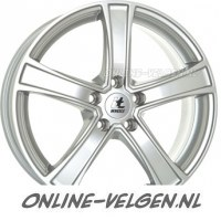 IT Wheels Emma Zilver velg