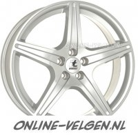 IT Wheels Gabriella Kristal Zilver velg