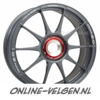 OZ Superforgiata Central Lock Grigio Corsa velgen | Online-Velgen.nl