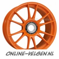 OZ Ultraleggera HLT Central Lock Orange velgen