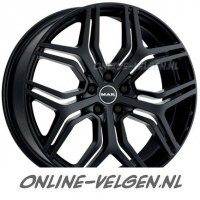 Mak Kingdom Gloss Black velgen