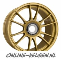 OZ Ultraleggera HLT Central Lock Race Gold velgen