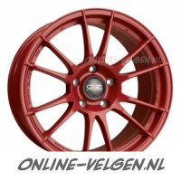 OZ Ultraleggera HLT Matt Red velgen
