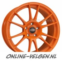 OZ Ultraleggera HLT Orange velgen