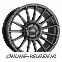 OZ Superturismo Dakar Matt Dark Graphite velgen