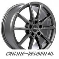 Advanti Racing Centurio Matt Gunmetal velgen