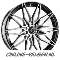 Damina DM02 Black Polished velgen velgen