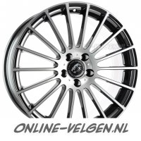 Damina DM07 Black Polished velgen velgen
