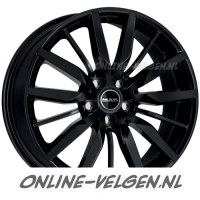 Mak Barbury Gloss Black velgen
