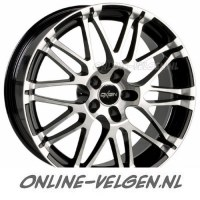 Oxigin 14 Oxrock Black Full Polished velgen velgen