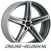 Oxigin 18 Concave Gunmetal Full Polished velgen velgen