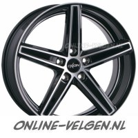 Oxigin 18 Concave Black Full Polished velgen velgen