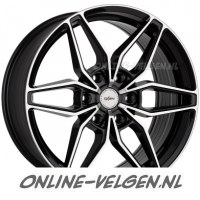 Oxigin 24 Oxroad Black Full Polished velgen velgen