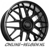 Art-Form AF-801 Flat Black Rim Polished velgen velgen
