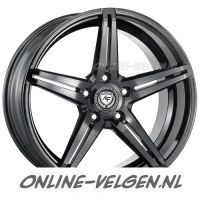 Art-Form AF-301 Black Painted velgen velgen