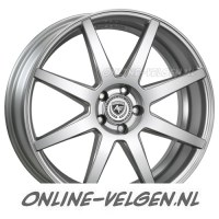 Art-Form AF-302 High Gloss Silver velgen velgen