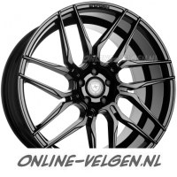 Art-Form AF-802 Black Painted velgen velgen